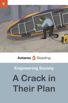 A Crack in Their Plan, Antares Reading