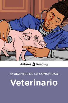 Ayudantes de la comunidad: veterinario, Antares Reading