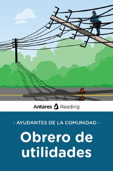 Ayudantes de la comunidad: obrero de utilidades, Antares Reading