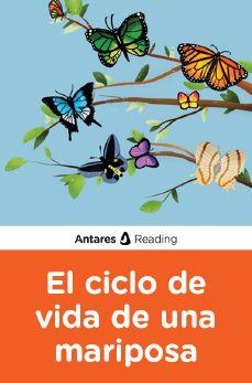El ciclo de vida de una mariposa, Antares Reading
