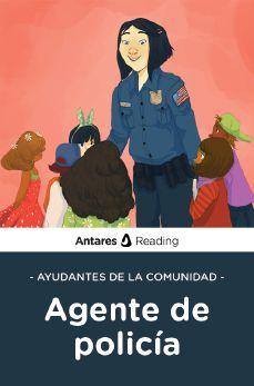 Ayudantes de la comunidad: agente de policía, Antares Reading