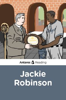 Jackie Robinson, Antares Reading