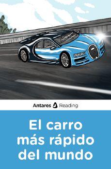 El carro más rápido del mundo, Antares Reading