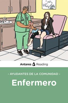 Ayudantes de la comunidad: enfermero, Antares Reading