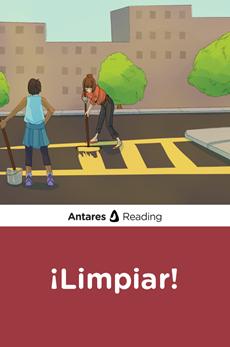 ¡Limpiar!, Antares Reading
