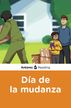 Día de la mudanza, Antares Reading