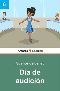 Día de audición, Antares Reading
