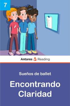 Encontrando Claridad, Antares Reading