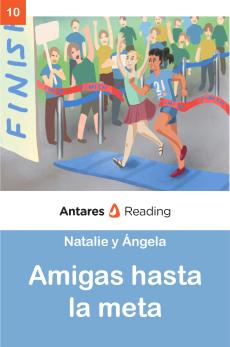 Amigas hasta la meta, Antares Reading