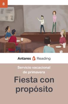 Fiesta con propósito, Antares Reading