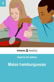 Malas hamburguesas, Antares Reading