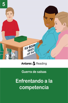 Enfrentando a la competencia, Antares Reading
