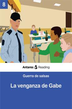 La venganza de Gabe, Antares Reading