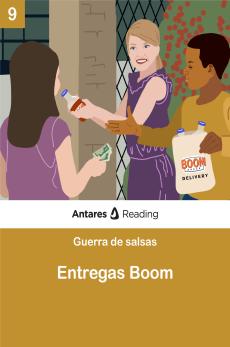 Entregas Boom, Antares Reading