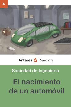 El nacimiento de un automóvil, Antares Reading