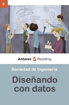 Diseñando con datos, Antares Reading