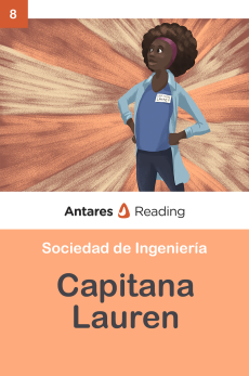 Capitana Lauren, Antares Reading
