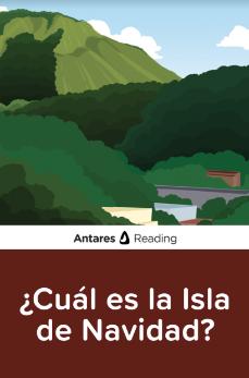 ¿Cuál es la Isla de Navidad?, Antares