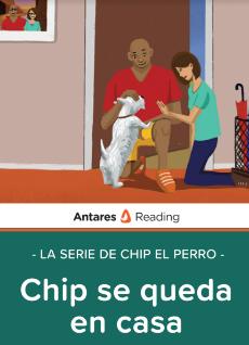 Chip se queda en casa (la serie de Chip el perro), Antares