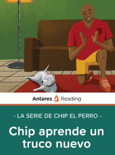 Chip aprende un truco nuevo (la serie de Chip el perro), Antares