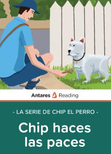 Chip haces las paces (la serie de Chip el perro), Antares