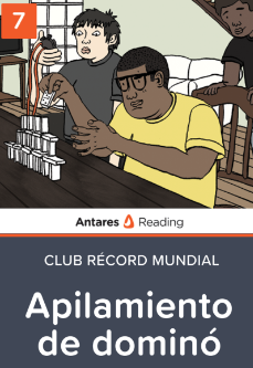 Apilamiento de dominó (Club récord mundial - Libro 7), Antares