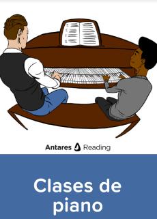 Clases de piano, Antares