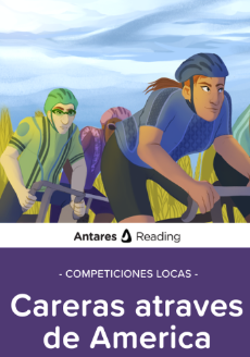 Competiciones locas: Careras atraves de America, Antares