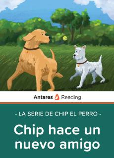 Chip hace un nuevo amigo (la serie de Chip el perro), Antares