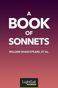 A Book of Sonnets, William Shakespeare