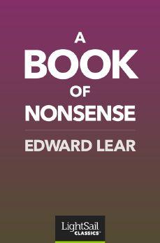 A Book of Nonsense, Edward Lear