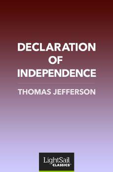 Declaration of Independence, Thomas Jefferson